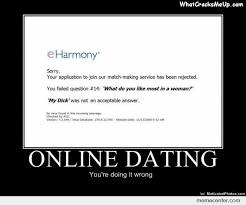 Eharmony Meme - online dating by ben meme center