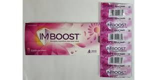 Obat Imunos vitamin imboost manfaat kandungan varian produk dan harga
