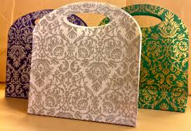wedding gift bag handmade small gift bag indian wedding favor by penandfavor on