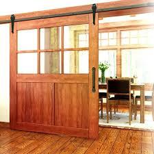 Barn Doors With Windows Ideas 30 Sliding Barn Door Designs And Ideas For The Home
