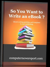 html template so you want to write an ebook u2013 computer news report
