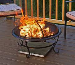 chiminea vs fire pit fire pit mat outdoor goods