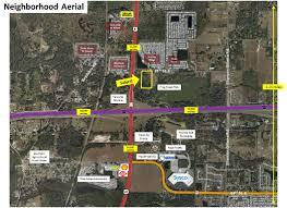 Palmetto Florida Map by Southwest Florida Water Management District Surplus Properties