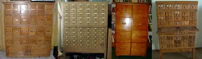 file cabinet for sale craigslist hewn and hammered more library card catalogs other storage