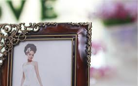 opposite angles embossed classic pattern luxury wedding dress
