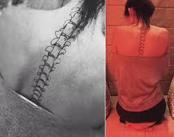 chris brown leg tattoo kendall jenner u0027s new u0027ink u0027 when bad tattoos happen to hollywood stars