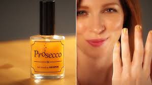 groupon launches fist prosecco flavoured nail varnish daily mail