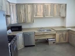 10 Beautiful Kitchens With Glass Cabinets Beautiful Pine Kitchen Cabinets With 10 Rustic Designs Unfinished