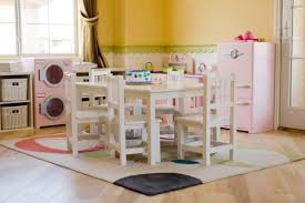 Childrens Kitchen Table by Finding Good Wooden Play Kitchen Sets For Your Kids Home Interiors
