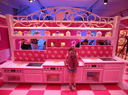 barbie u0027s giant pink and purple dream house is berlin u0027s u0027most