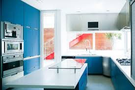blue kitchen cabinets ideas kitchen decorating blue shaker kitchen cabinets blue door