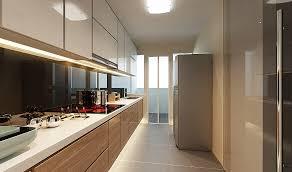 Kitchen Area Design Punggol Bto Design Collection