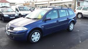 renault megane 2005 hatchback used renault megane 2005 for sale motors co uk