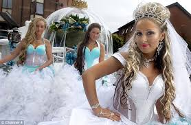 gypsy shags on overweight women over 50 with natural curls my big fat gypsy wedding joan furey s fairytale ended in divorce