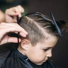 one year old hair cuts boys 8 tips for your toddler s first trip to the hairdresser plus the