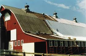 Gambrel Roof Barns Gambrel Barn Roof With Cupola