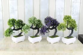 plants bonsai plants plastic bonsai plant decoration small