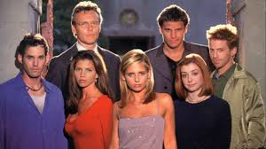 the buffy the vampire slayer reunion video is everything