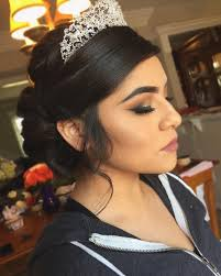 how to get a lifted crown hairdo 20 absolutely stunning quinceanera hairstyles with crown
