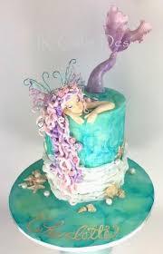 mermaid cake ideas 20 1st birthday cake ideas best 25 mermaid cakes ideas on