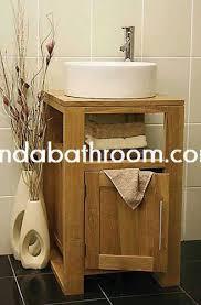 Wood Bathroom Vanity by 39 Best Wood Bathroom Vanity Images On Pinterest Wood Vanity