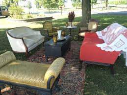 outdoor sitting area antique furniture arranged for a outdoor sitting area rentable