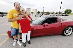 corvette owners corvette summer sports cars start rolling into tulsa on monday