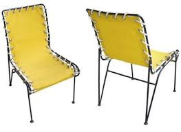 Yellow Patio Chairs American Outdoor Chairs