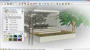 how to apply and edit styles in google sketchup youtube