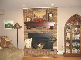 fireplace top decoration of fireplace decorations ideas