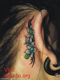 ear tattoos and designs page 39