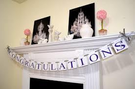 Wedding Congratulations Banner Congratulations Banner Congrats Sign Wedding Garland