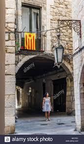 Estelada Flag Catalonia Flag Estelada Stockfotos U0026 Catalonia Flag Estelada