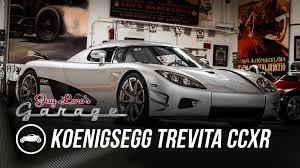 koenigsegg ccr engine koenigsegg trevita ccxr jay leno u0027s garage youtube