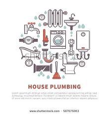 Bathroom And Kitchen Designs Plumbing Stock Images Royalty Free Images U0026 Vectors Shutterstock