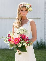 bridal flower 22 bridal flower crowns for your wedding