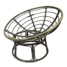 Hanging Swing Chair Outdoor by Furniture Outdoor Papasan Chair And Rattan Hanging Swing Chair