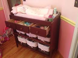 Baby Dresser Changing Table Combo Special Baby Changing Table Dresser Combo Bowmancherries