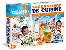 c est pas sorcier cuisine clementoni 62410 2 jeu éducatif et scientifique c est pas