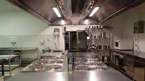 Commercial Kitchen Canopy by Commercial Kitchen Cleaning From Deepclean