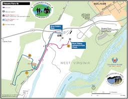 East River Ferry Map Bct Harpers Ferry Half Marathon