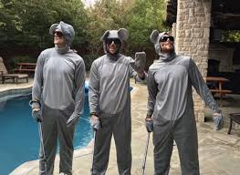 Jason Halloween Costume Oshie The Dalmatian And Three Blind Mice The Best Nhl Halloween