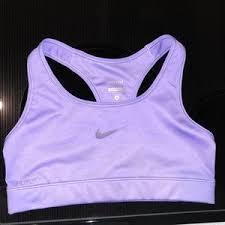light purple sports bra nike other light purple sports bra poshmark