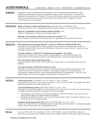 Resume Sample Electrician by Resume Objective Statement Examples Construction