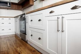 should i put pulls or knobs on kitchen cabinets 5 types of handles for your kitchen cabinets