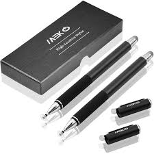 amazon com meko 2 in 1 precision series disc stylus styli 2