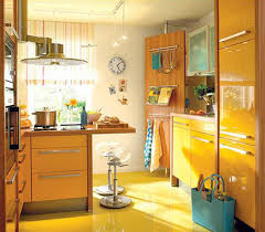 yellow kitchen decorating ideas yellow and turquoise color combination for small kitchen design
