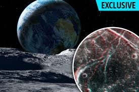 ufo has shock proof that side of the moon is hiding