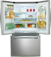 samsung rf261beaesr 36 inch french door refrigerator with 25 5 cu