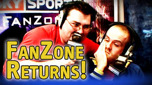 the sports fan zone classic clips from fanzone on sky sports youtube